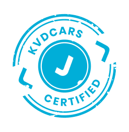 Certified car stamp